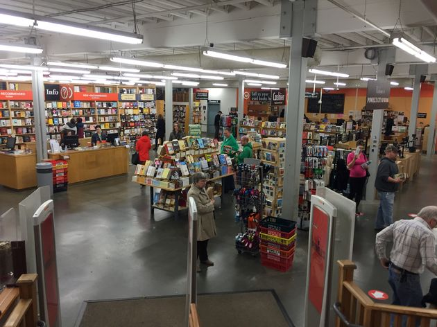Powell's-Books-portland