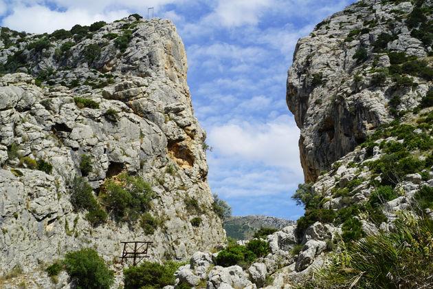 Prachtige bergen Koningspad