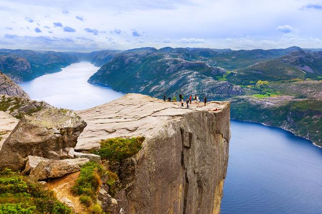 preikestolen-noorwegen