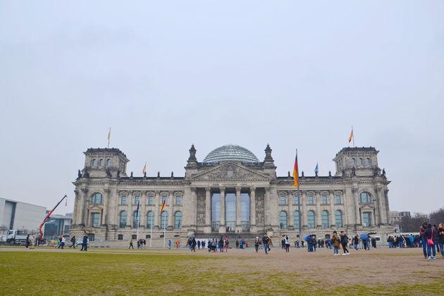 Reichstag-Berlijn