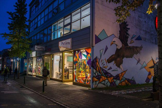 Reykjavik-centrum