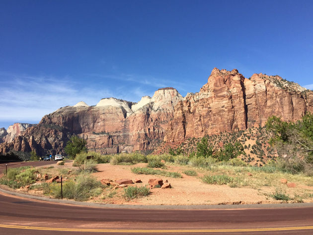 road-to-zion-national-park