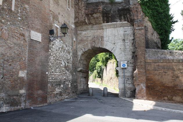Rome-oude-muur