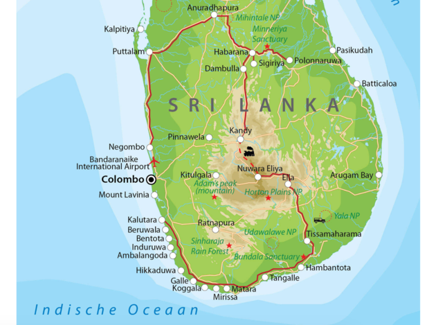 route-rondreis-sri-lanka