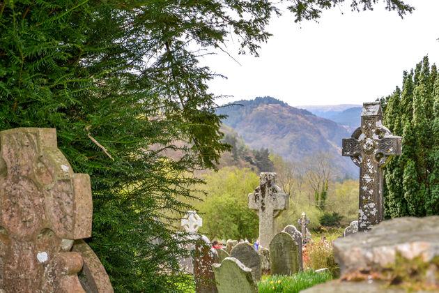 ruïnes-van-Glendalough
