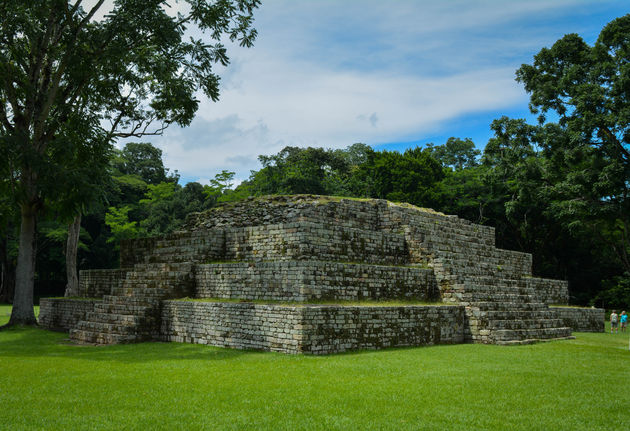 Ruines-Copan
