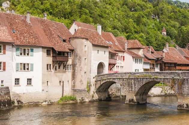 saint-ursanne-zwitserland