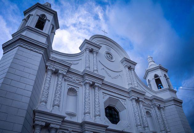 Santa-Rosa-de-Copan-kathedraal