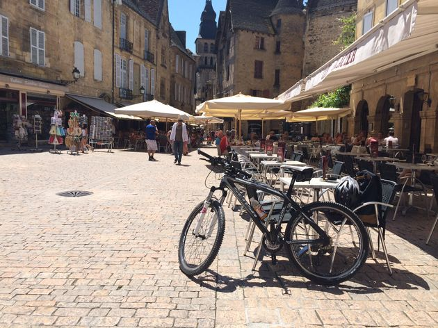 Sarlat_centrum