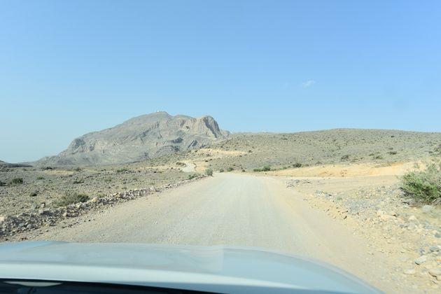 Sayh-plateau-weg