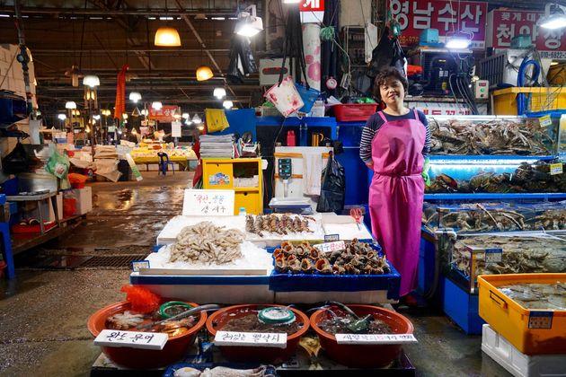 seoul-Noryangjin-vismarkt