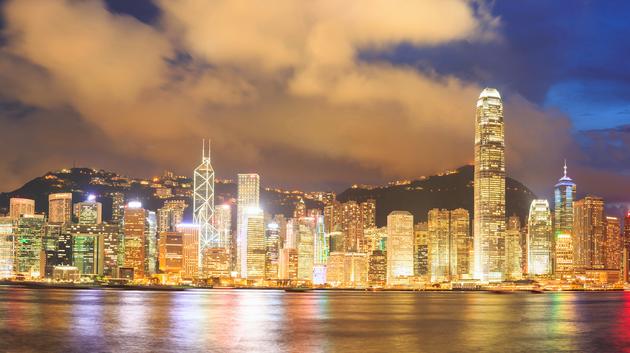 skyline-hongkong