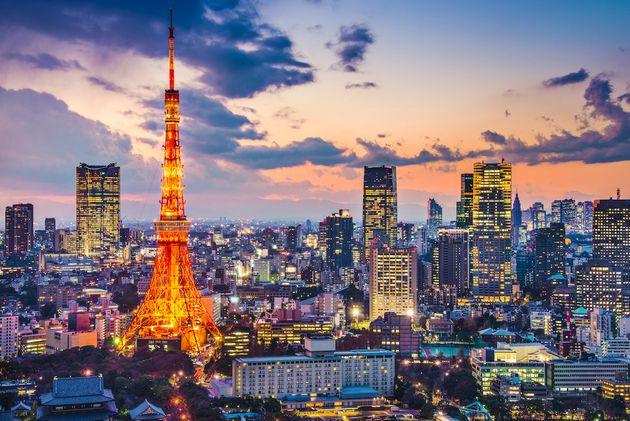 skyline-tokio-japan