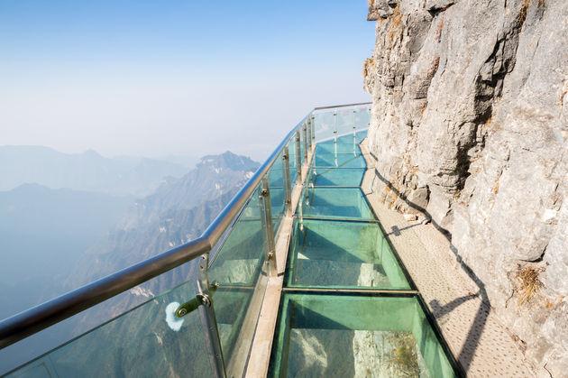 skywalk-Zhangjiajie