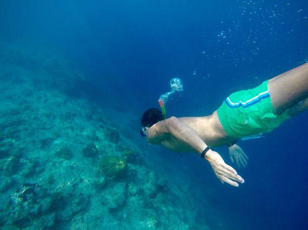 snorkelen-gili's