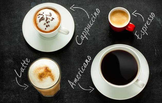 soorten-koffie-italië