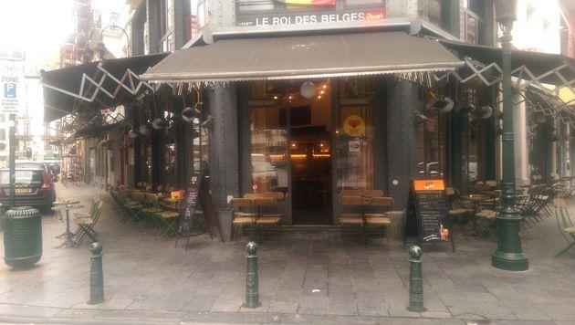 Stedentrip-Brussel-Koffie