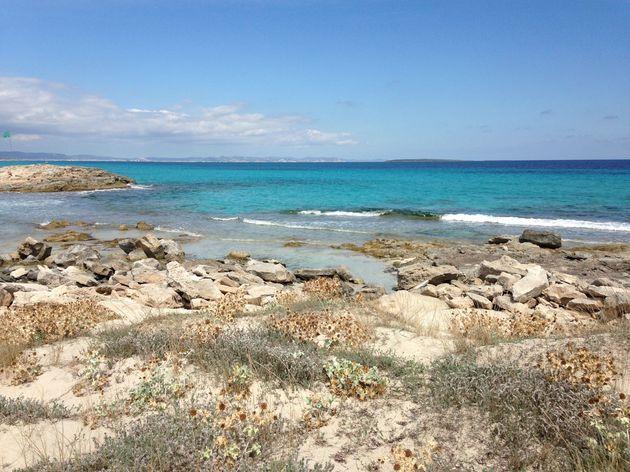 Strand Formentera 5