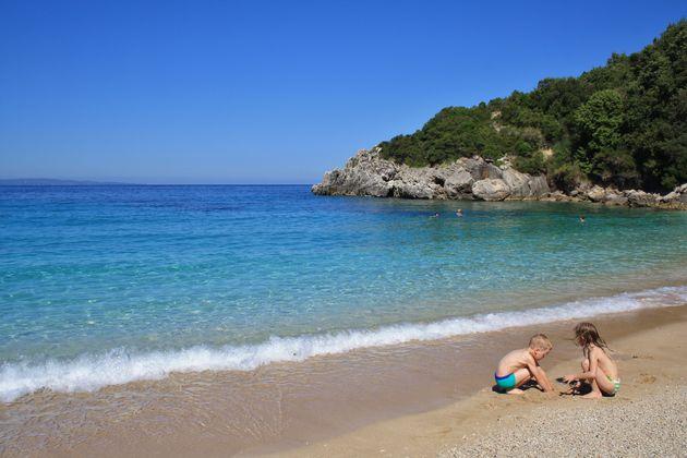 strand-parga-griekenland