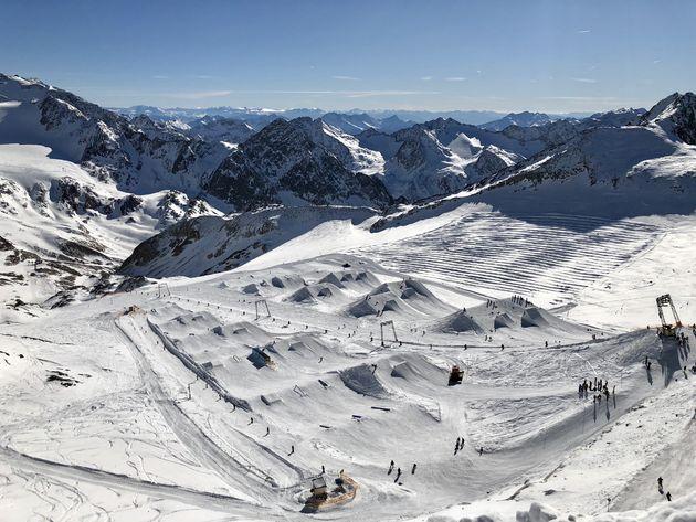 stubaier-gletsjer