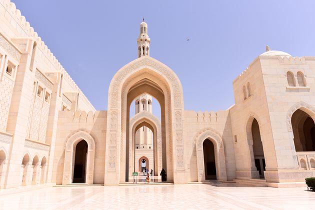 sultan-qaboos-moskee-masqat