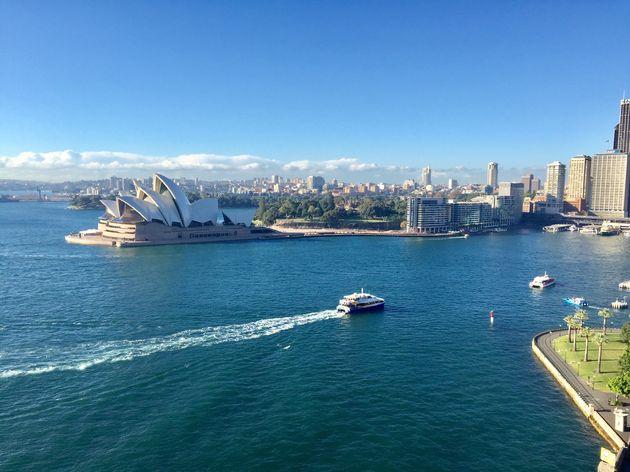 sydney-start-reis-australië