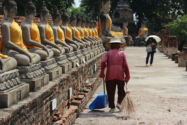 tempel_thailand_Wat_Yai_Chai_Mongkhon