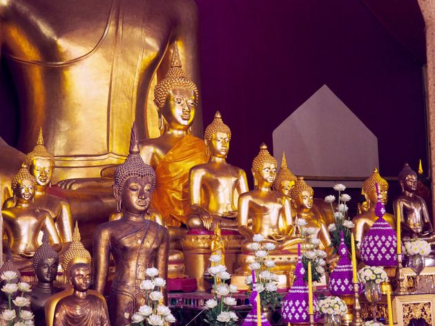 tempels-Chiang-Mai