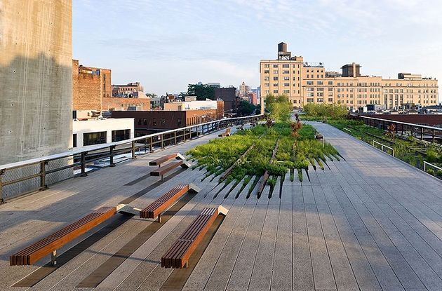 the_High_line_new_york