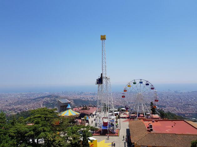 tibidabo-uitzicht-barcelona