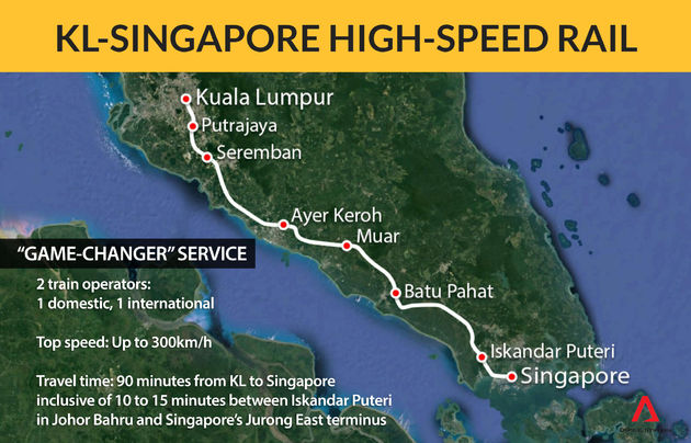 trein-singapore-kuala-lumpur