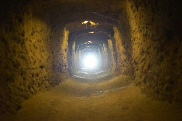 Tunnel Koningspad