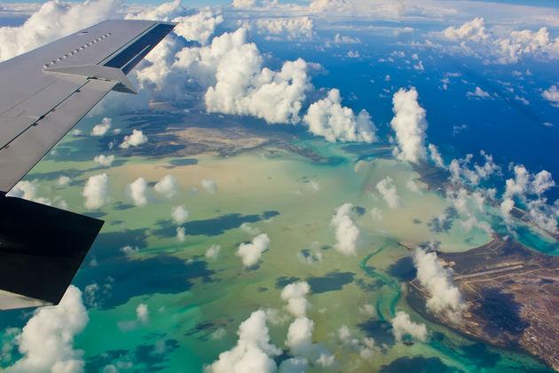 turks-caicos-eilanden-lucht