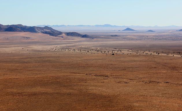 uitgestrekte-vlaktes-namibie