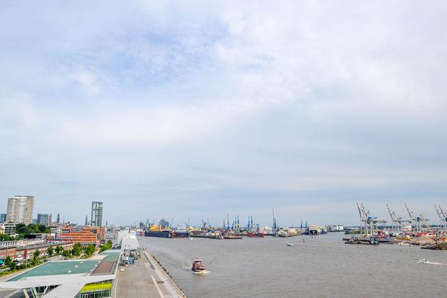 Uitzicht-Dockland-hamburg
