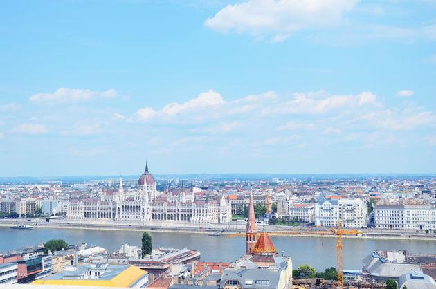 uitzicht-Matthiaskerk-budapest