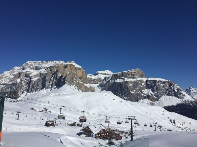 Uitzicht Sud Tirol
