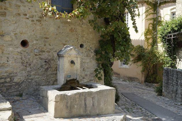 Vaison_la_Romaine_grafelijk_kasteel_1