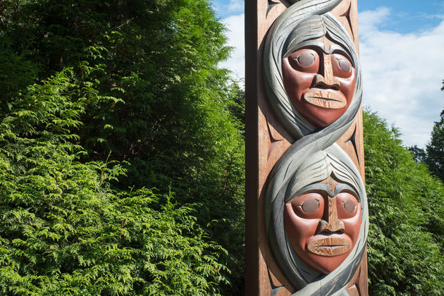 Vancouver totems 2