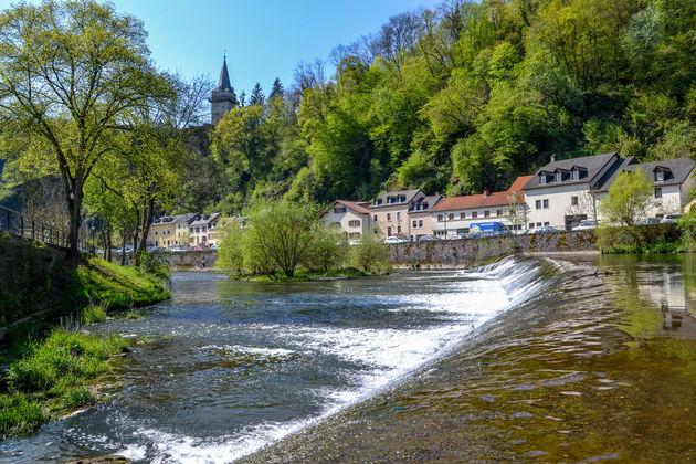 Vianden-dorp-dal