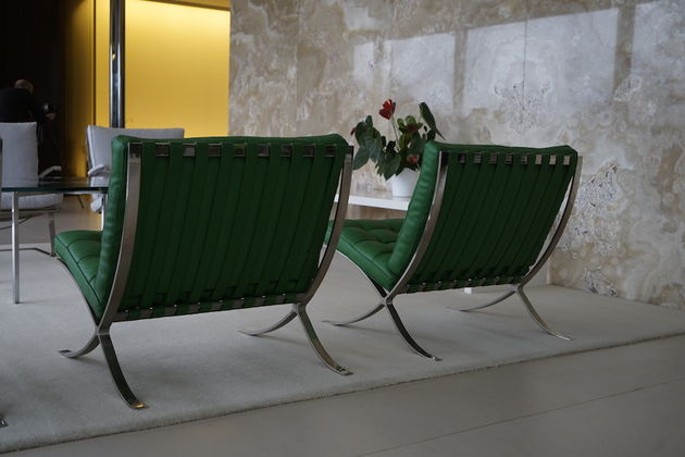 Villa Tugendhat_barcelona_chair