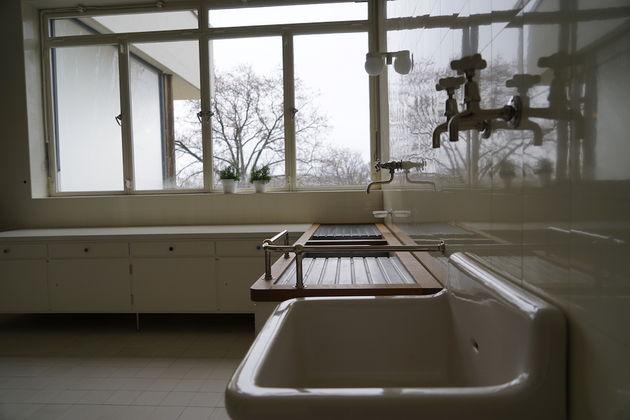 Duitse Keuken Eethoek : Villa Tugendhat, meesterwerk van architectuur in Brno Tsjechi?