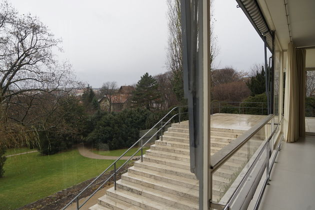 Villa Tugendhat_raam