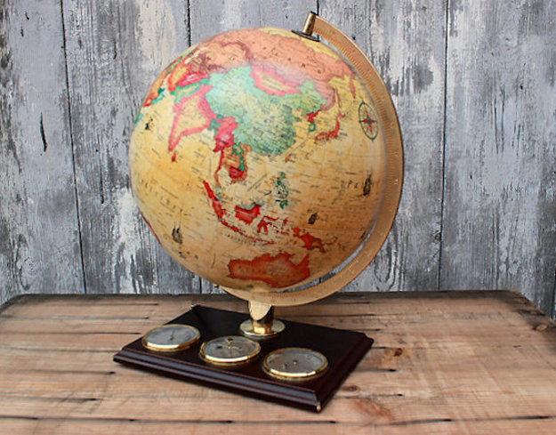 vintage-wereldbol