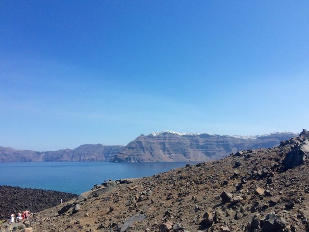 vulkaan-santorini