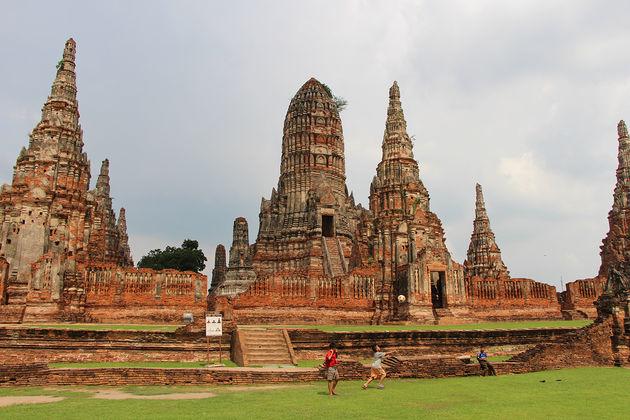 Wat_Chai_Watthanaram_Ayutthaya