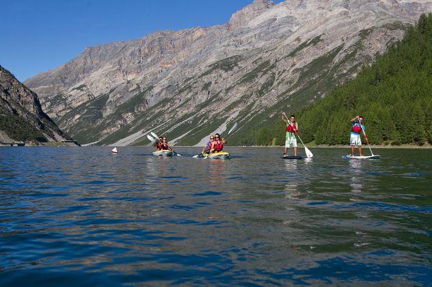 watersport-meer-livigno