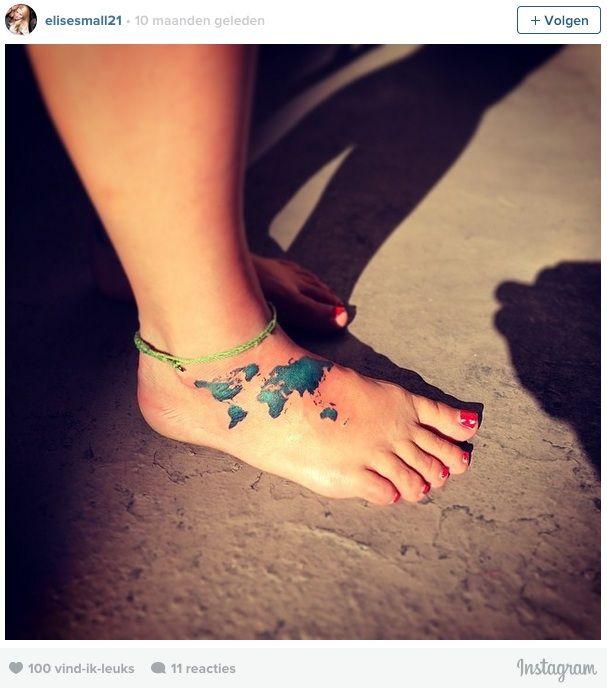 wereldkaart_tattoo