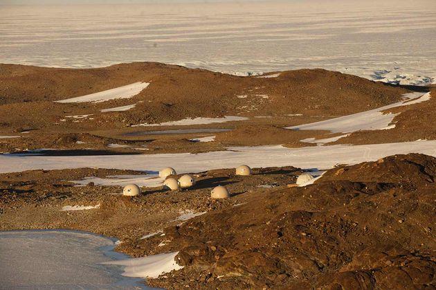 white-desert-vlakte