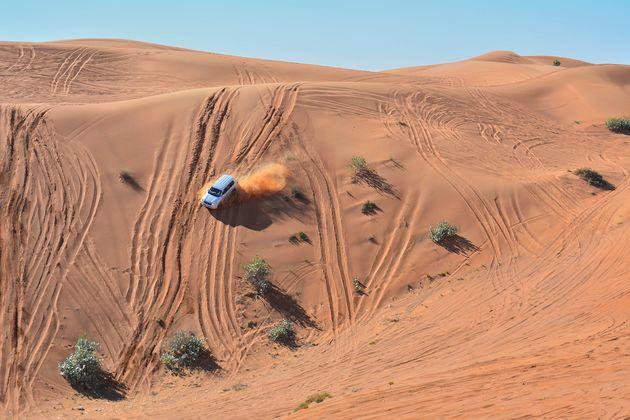 woestijn-khor-fakkan